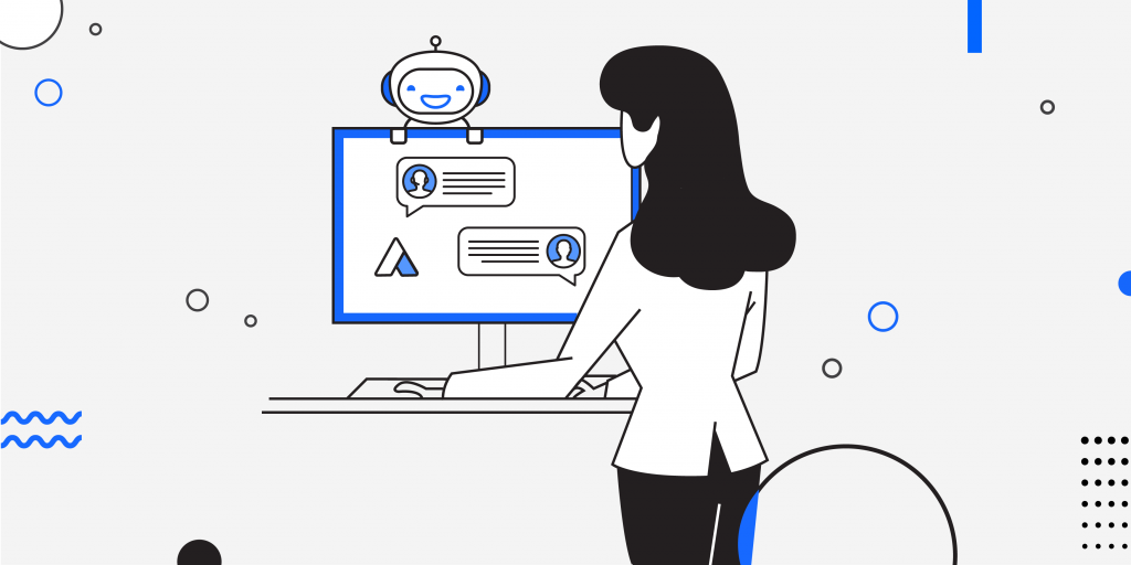 Before building a bot, take time to make a plan about how information is shared and stored within your customer support systems.